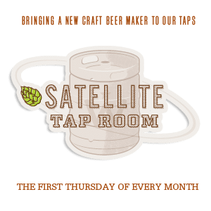 Satellite Tap Room